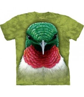 Hummingbird - Bird T Shirt Mountain