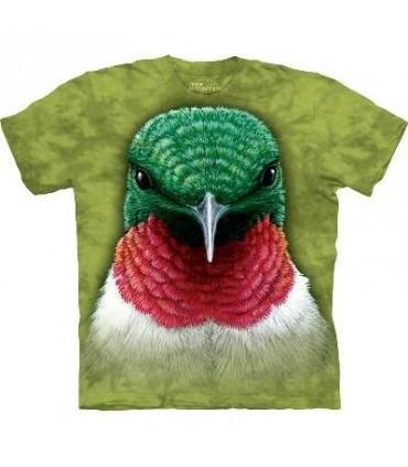T-Shirt Colibri par The Mountain