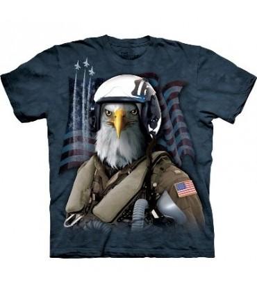 Combat Stryker - T-Shirt Manimal par The Mountain