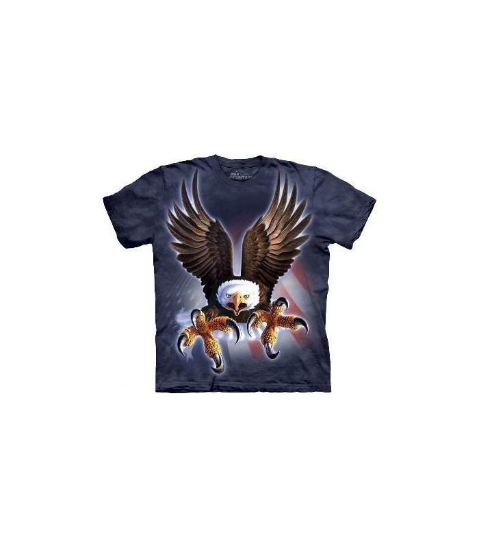 T-Shirt Aigle Féroce par The Mountain