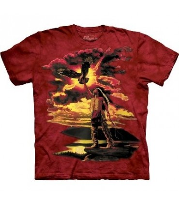 Gift of the Eagle - Indians Shirt