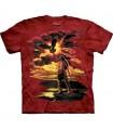 T-Shirt cadeau de l'Aigle par The Mountain