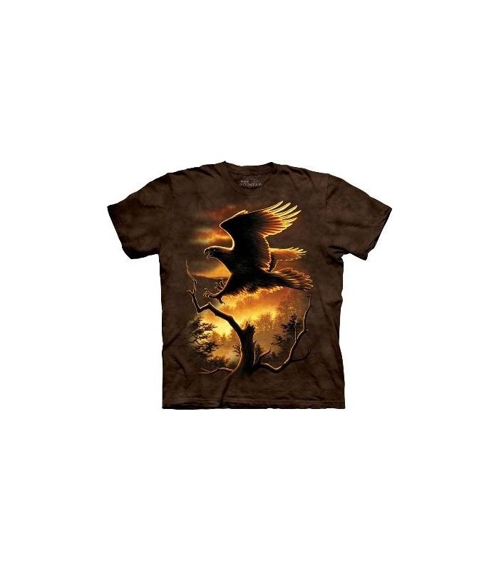Golden Eagle - Birds Shirt Mountain