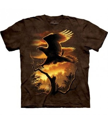 Golden Eagle - Birds Shirt Mountain