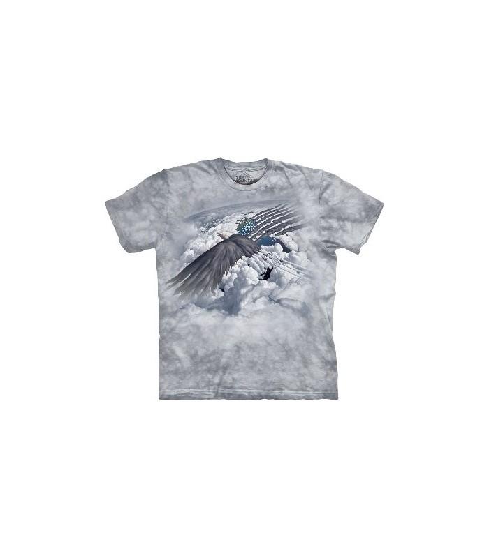 T-Shirt Aigle - En Avant - par The Mountain