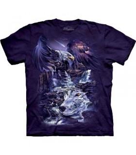 T-Shirt Unité par The Mountain
