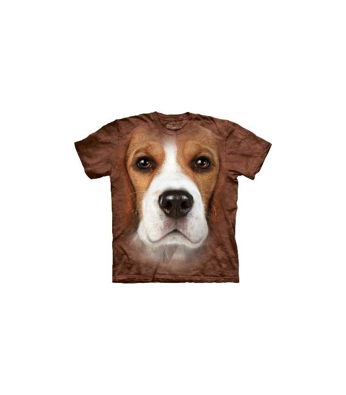T-Shirt Beagle par The Mountain
