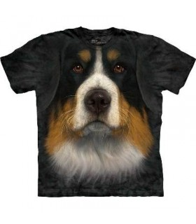 T-Shirt Bouvier Bernois par The Mountain