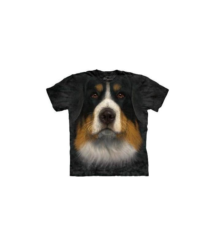 T-Shirt Bouvier Bernois par The Mountain