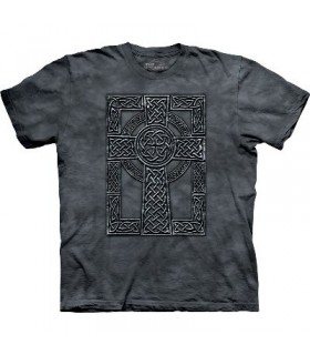 Celtic Cross - Celtic Shirt The Mountain