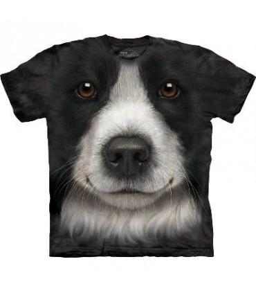 T-Shirt Border Collie par The Mountain