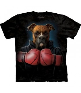Boxer Rocky - T-shirt Manimal par The Mountain