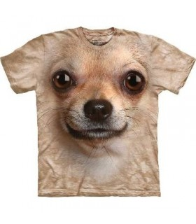 T-Shirt Chihuahua par The Mountain