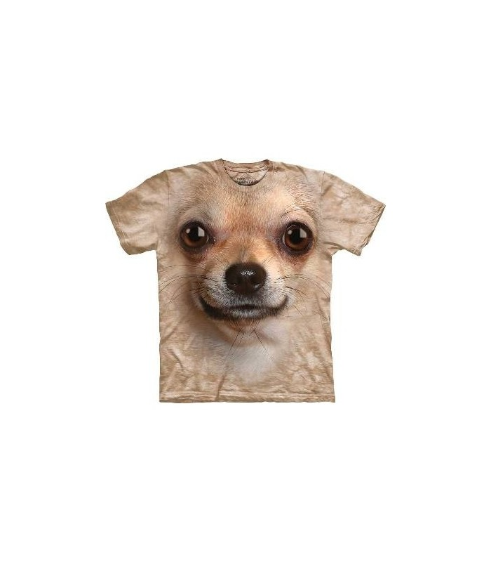 T-Shirt Chihuahua par The Mountain