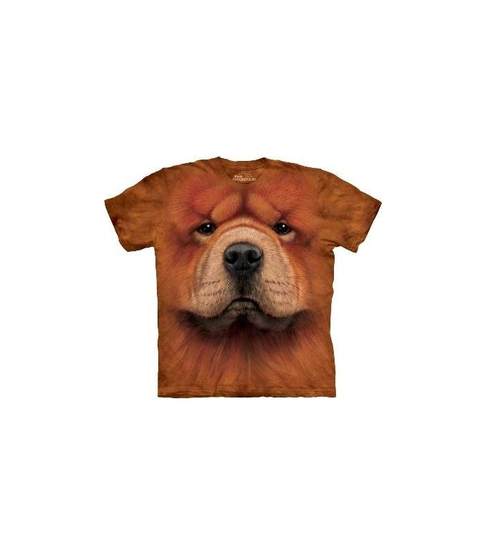 T-Shirt Chow Chow par The Mountain