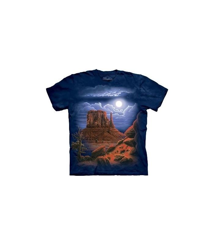 T-Shirt Désert Nocturne par The Mountain