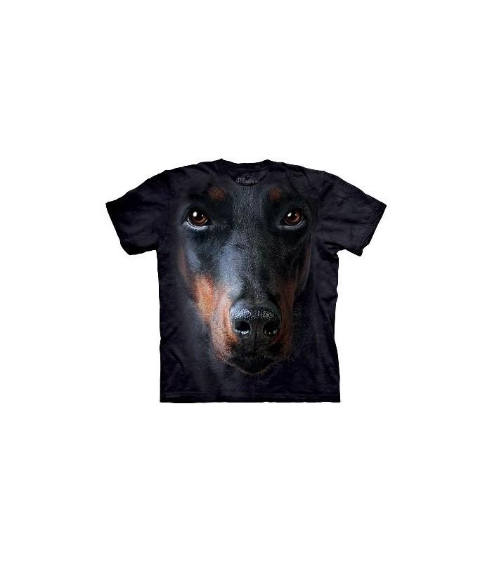 T-Shirt Doberman par The Mountain