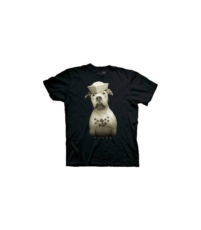 Fluke - Dogs T Shirt by the Mountain