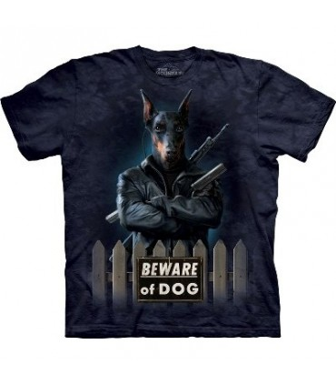 Guard Panzer - Dogs T Shirt by the Mountain
