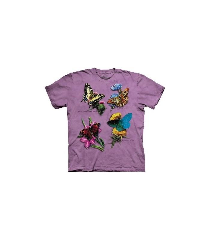 Butterfly Study - Nature Shirt