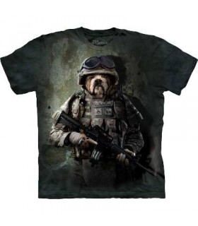 T-Shirt Sam le Marines par The Mountain