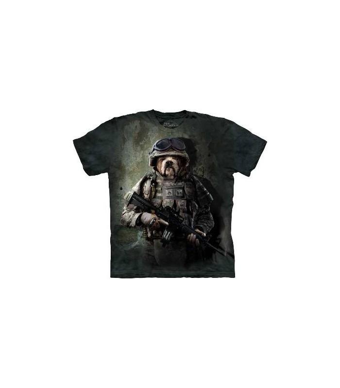 T-Shirt Sam le Marines par The Mountain