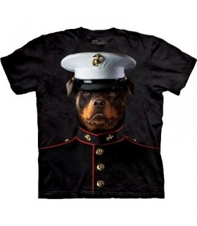 T-Shirt Sergent de Marine par The Mountain