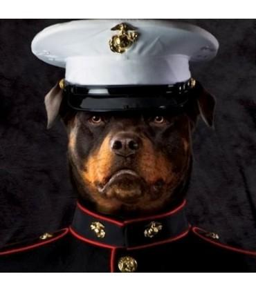 T-Shirt Sergent de Marine par The Mountain