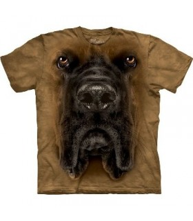 T-Shirt Mastiff par The Mountain