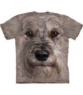 T-Shirt Schnauzer nain par The Mountain