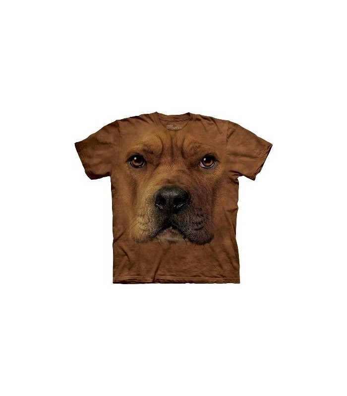 T-Shirt Pitbull par The Mountain