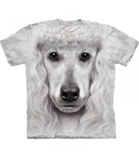 T-Shirt Caniche par The Mountain