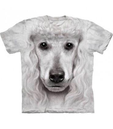 T-Shirt Caniche par The Mountain