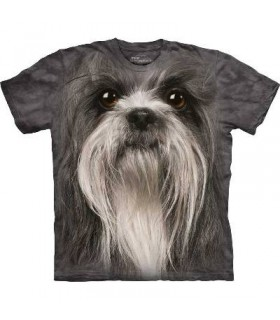 T-Shirt Shih Tzu par The Mountain