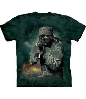 T-Shirt War Rocky par The Mountain