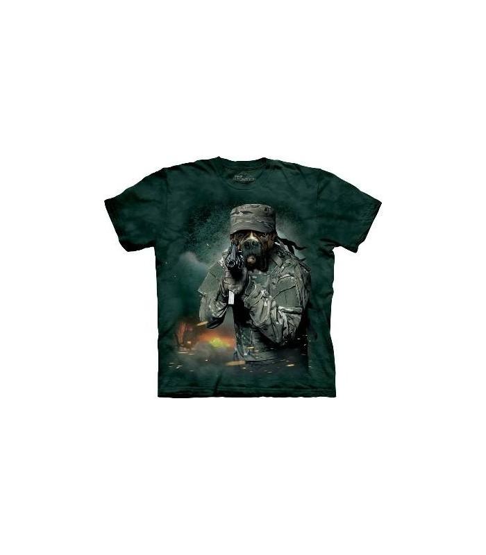T-Shirt War Rocky par The Mountain