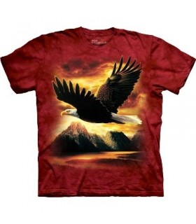T-Shirt Aigle par The Mountain