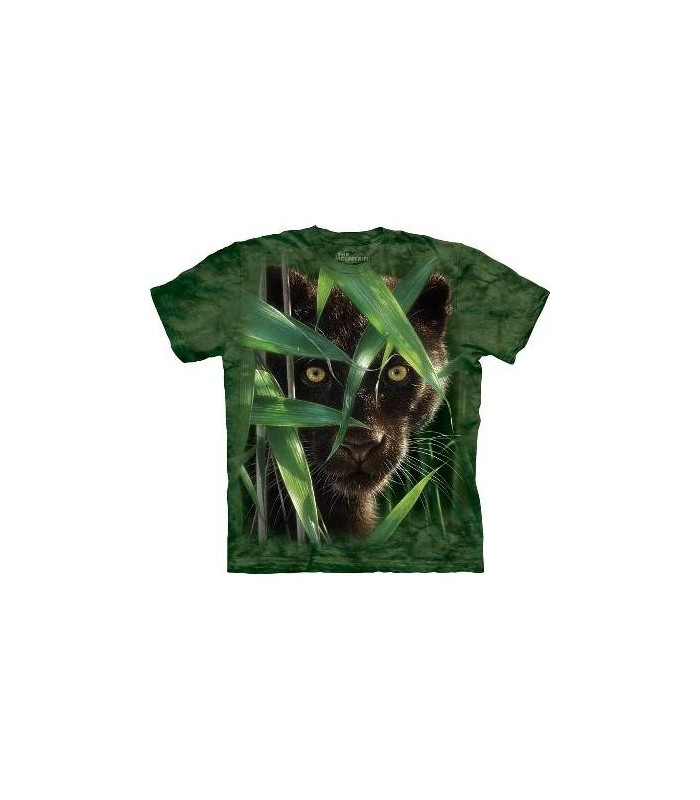 Wild Eyes - Big Cats T Shirt by the Mountain