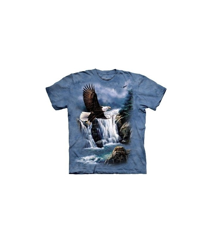 Majestic Flight - Birds Shirt Mountain