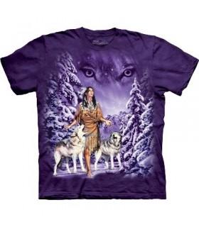 Eyes - Indians Shirt The Mountain