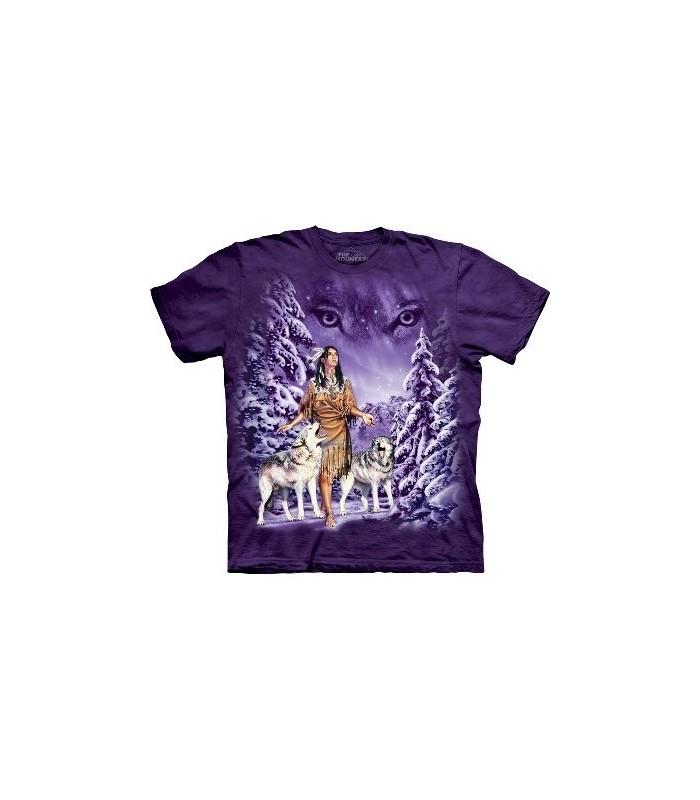 T-Shirt Yeux par The Mountain