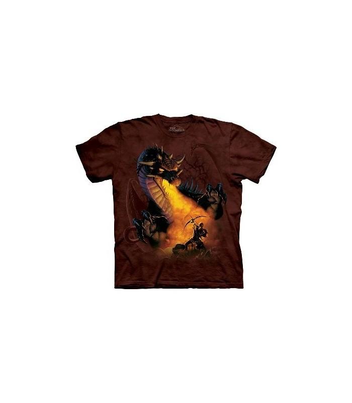 T-Shirt Impasse par The Mountain