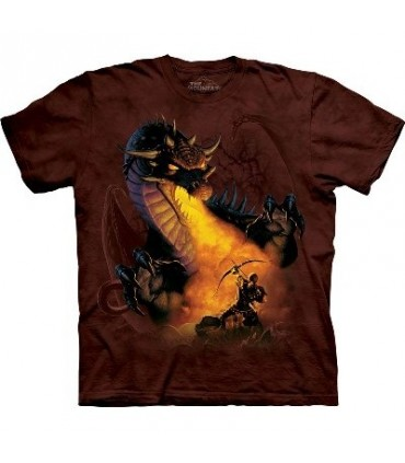 Standoff - Dragons Shirt by the Mountain