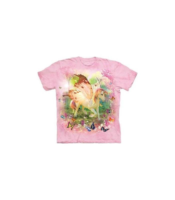Pegacorn - Unicorn Fantasy T Shirt by the Mountain