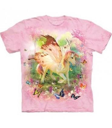 T-Shirt Pegacorn par The Mountain