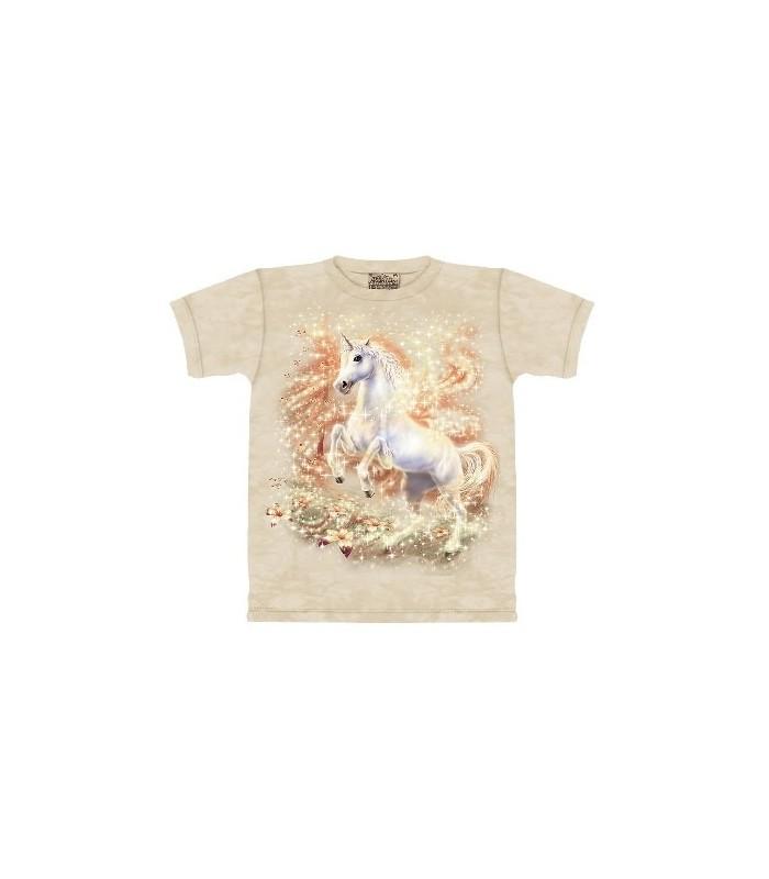 T-Shirt Secret de la Licorne par The Mountain