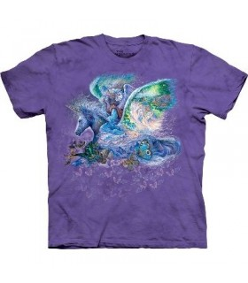 Wings - Fantasy Shirt The Mountain