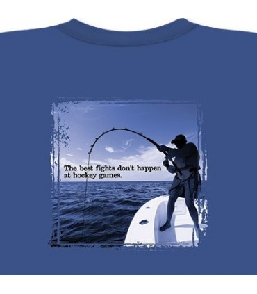 Best Fight - Fishing T Shirt