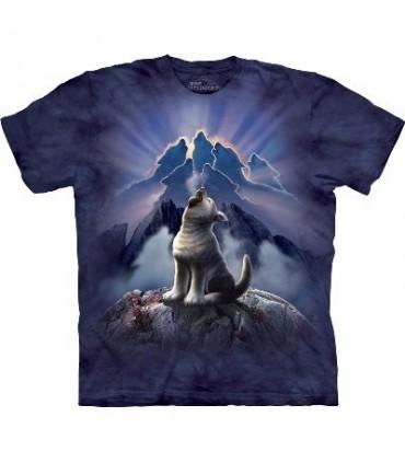 T-Shirt Chef de Meute par The Mountain
