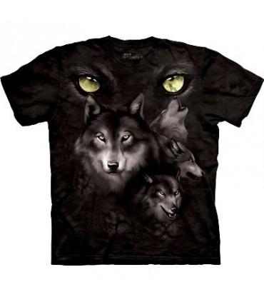 T-Shirt Yeux de Lune par The Mountain